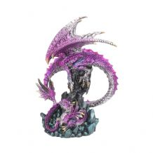 PARENTAL GUIDANCE DRAGON FIGURINE